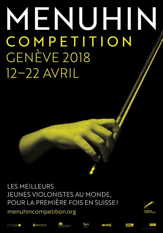 Le Concours Yehudi Menuhin 2018