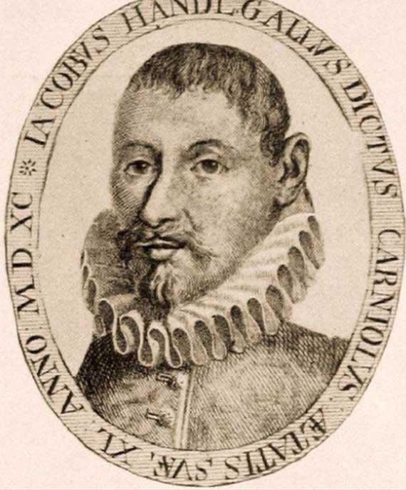 Jacobus Gallus - Paul Van Nevel Opus Musicum • Missa Super