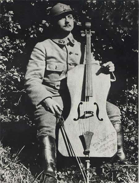 Maurice Maréchal. La voix du violoncelle - Alain Lambert