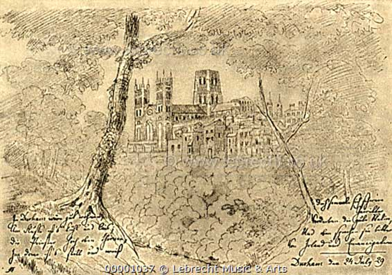 Mendelssohn, Durham