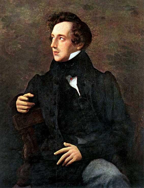 Mendelssohn par Hensel