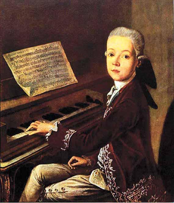 """Résultat de recherche d'images pour """"portraits du jeune Mozart enfant"""""""