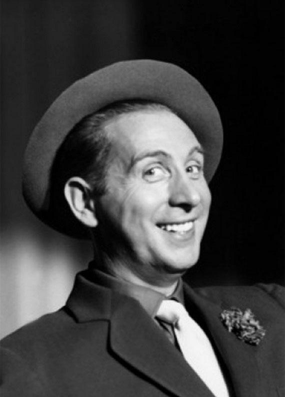 Charles Trenet (1913-2001)