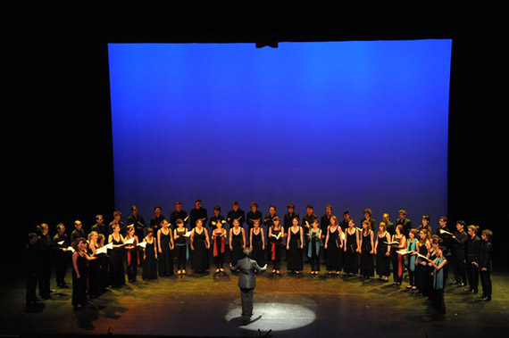 Ensemble vocal Mikrokosmos