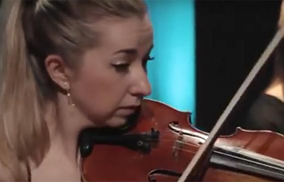 La violoniste <b>Vera Lopatina</b> Salle Gaveau avec le concerto de Tchaïkovski - vera_lopatina