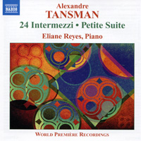 Alexandre Tansman (1897-1986) Tansman_24_intermezzi