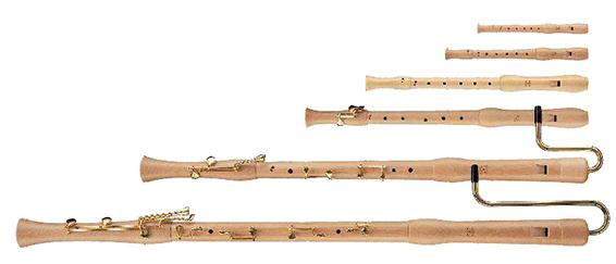 origine de la flute a bec